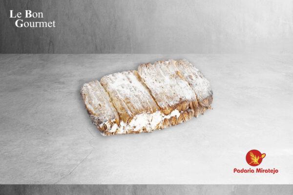 Palmier Recheado Manteiga