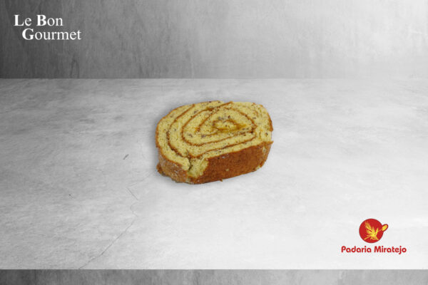 Torta de Amêndoa